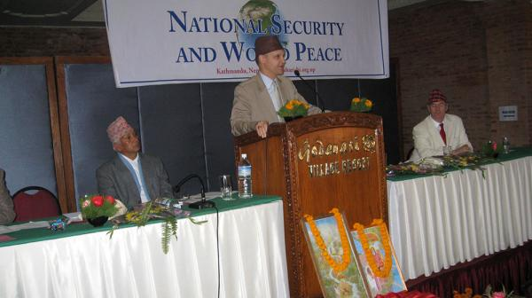 International Conference on National Security and World Peace