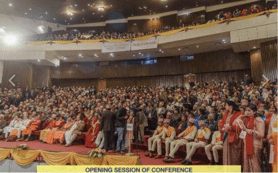"International Conference on ""Vedic Science and Modern Science"""